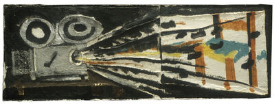 Andres Nagel, 'Joshe Miguel', 1992