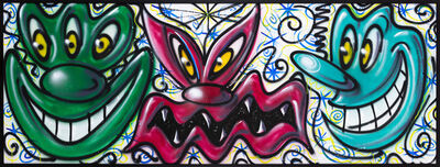 Kenny Scharf, 'Untitled', 2004