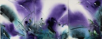 Jessica Pi-Hua Hsu, 'Orchid grass 蘭花草', 2019