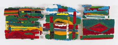 Fu Meijun 付美军, 'The View with a Bird 有鸟的风景 ', 2013-2015