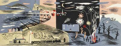 John Piper, 'Nursery Frieze II', 1936