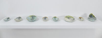 Heesoo Lee, 'Aspen Bowls and Forest Vessels', 2016
