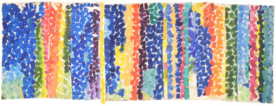 Alma Thomas, 'Untitled', ca. 1968