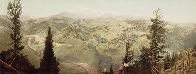 William Henry Jackson, 'Marshall Pass, Colorado', 1899
