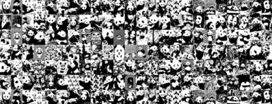 Rob Pruitt, 'All the Pandas', 2014