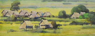 Zay Yar Aye, 'Peaceful Village II', 2016
