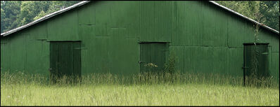 Jerry Siegel, 'Green Warehouse, Hale County ', 2008