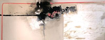 Francesco Cusumano, 'Linea rosa I', 2019