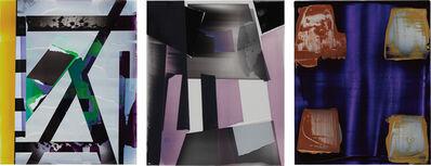 Kristin Baker, 'Three works: (i) Minum #57; (ii) Minum #83; (iii) Minum #90', Each 2012