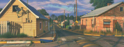 Brian Cobble, 'LVCS', 2012