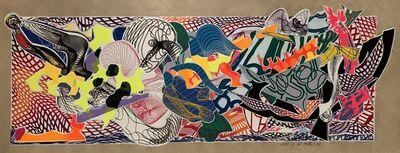 Frank Stella, 'Despairia', 1995