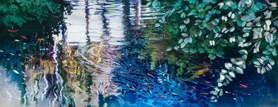 David T. Kessler, 'Garden Pool Luster', 2012
