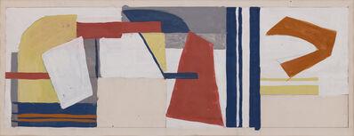 Lee Krasner, 'Untitled Mural Study', 1940