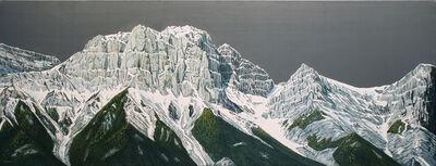 W.H. Webb, 'Mountain Study', 2014