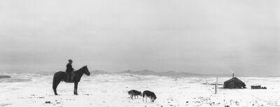 Pentti Sammallahti, 'Ulug-Khem, Tuva, Siberia, Russia', 1997