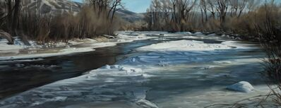 Gregory Block, 'Yampa River, Early Spring', 2014