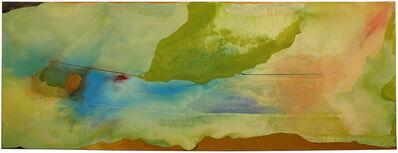 Helen Frankenthaler, 'Hint from Bassano', 1973