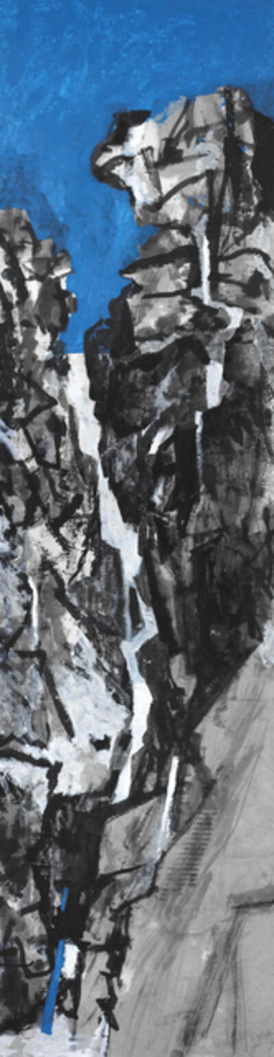 Wang Gongyi, 'Landscape - Sky, Water', 2019