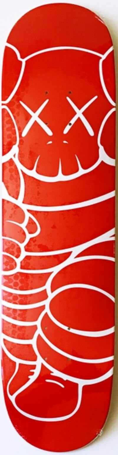 KAWS, 'Chum Deck ', ca. 2011