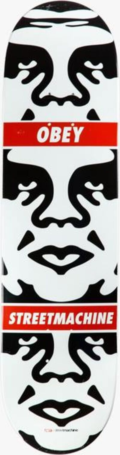 Shepard Fairey, 'Andre 3 Face', 2011