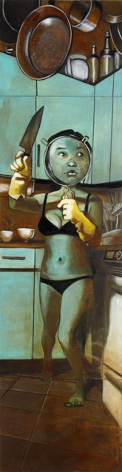 Charlotta Janssen, 'Kitchen Ninja (Soo Jeong)', 2009