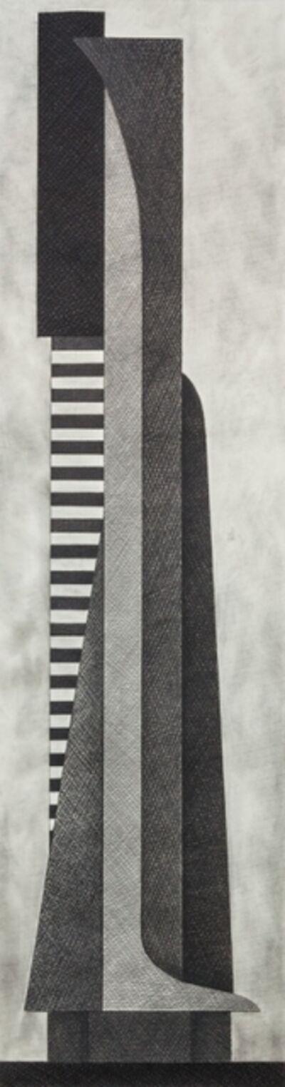 Garo Antreasian, 'Sentinel', 1998
