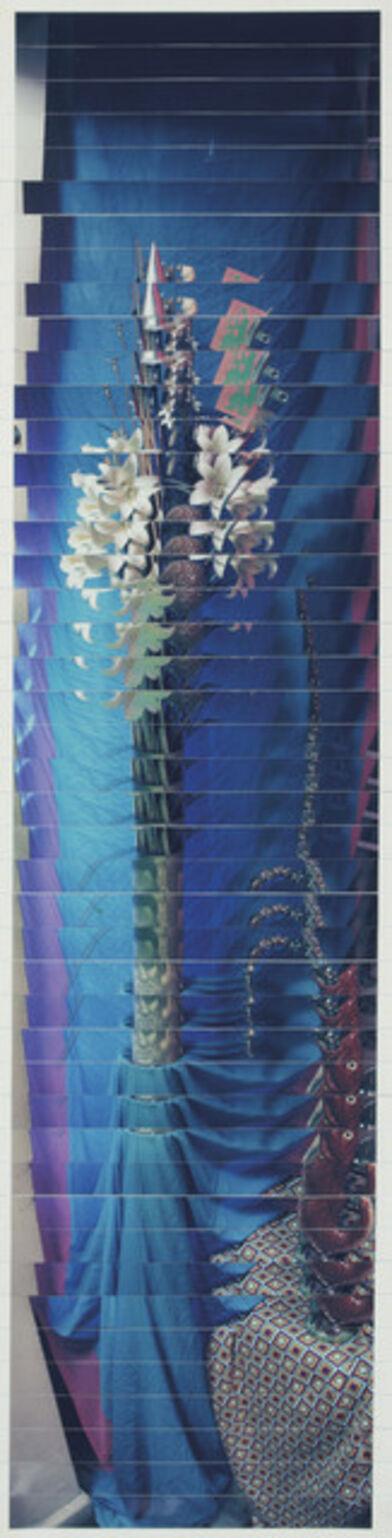 Lucas Samaras, 'Lilies Still Life', 1983
