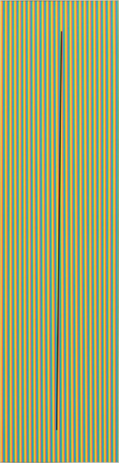 Carlos Cruz-Diez, 'Color al Espacio Henry', 2015