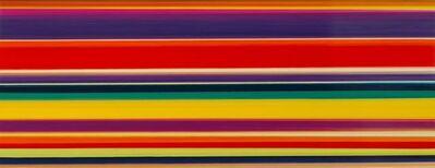 Thierry Feuz, 'Technicolour Panorama Tamaris II', 2019