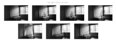 Duane Michals, 'The Spirit Leaves the Body', 1968