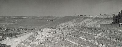 Giuseppe Cavalli, 'Paesaggio in Puglia', 1956