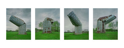 Timothy Hursley, 'Alabama Silo, Hale County, Alabama', 2008