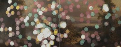 Paul Stephenson, 'Fireworks on Two Landscapes', 2019