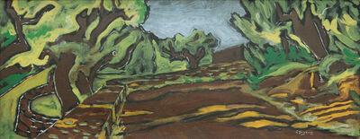 Georges Braque, 'La Route', 1927