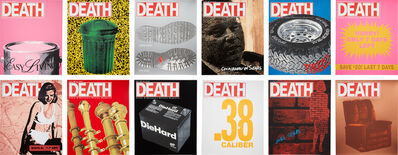 Komar & Melamid, 'Death Magazine', 1991-1992