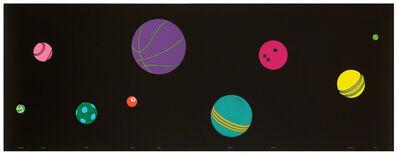 Michael Craig-Martin, 'The Planets', 2017