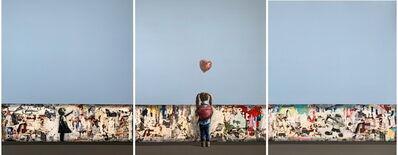 Steve Johnston, 'The Red Balloon', 2019