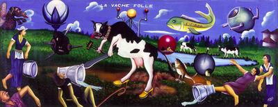 Pierre Bodo, 'La Vache Folle', 2001