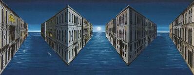 Patrick Hughes, 'Moonshine', 2009