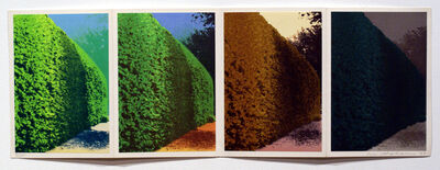 Ivor Abrahams, 'Four Seasons (from eighteen small prints)', 1973