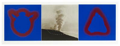 Lita Albuquerque, 'Volcanic Equinox', 1991