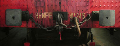 Javier Banegas, 'Train'