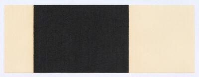 Richard Serra, 'Horizontal Reversal X', 2017
