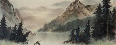 Kenny Sik-yun Mak, 'Landscape I 山水圖 (一) ', 2015