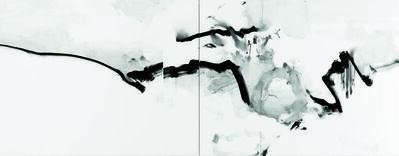 Yamaguchi Akira, 'Oil on Canvas, Originator UNKOKU Togan', 2015