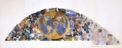 Robert Rauschenberg, 'The Happy Apocalypse[Original Artwork for Padre Pio Liturgical Hall]', 1999