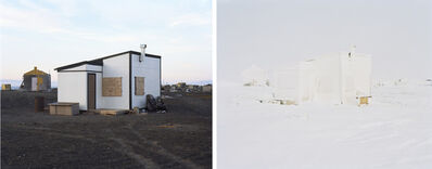 Eirik Johnson, 'Barrow Cabins 06', Summer 2010-Winter 2012