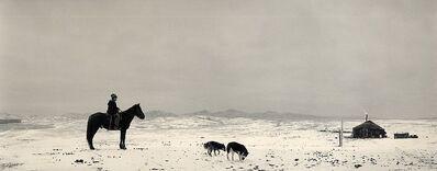 Pentti Sammallahti, 'Ulug-Khem, Tuva, Siberia', 1997