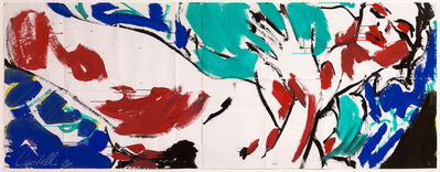 Luciano Castelli, 'Frau Liegend Nackt', 1984