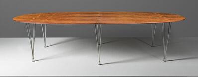Bruno Mathsson, 'A 'Super Ellipse' dining table', designed 1968